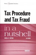 Tax Procedure and Tax Fraud 4th Edition 9780314650283 0314650288