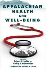 Appalachian Health and Well-Being 1st Edition 9780813135861 0813135869