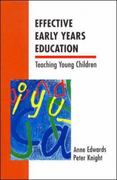 Effective Early Years Education 0 9780335191888 0335191886