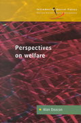 Perspectives on Welfare 0 9780335203208 0335203205