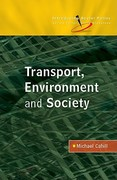 Transport, Environment and Society 1st edition 9780335218721 0335218725
