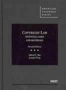 Copyright Law, Essential 2nd Edition 9780314242358 031424235X