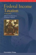 Federal Income Taxation 12th Edition 9781599419374 1599419378
