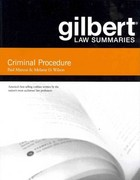 Criminal Procedure 18th Edition 9780314276209 0314276203