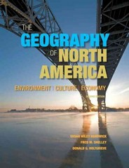 The Geography of North America 2nd edition 9780321849847 0321849841