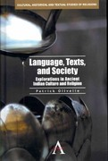 Language, Texts, and Society 0 9780857284310 0857284312