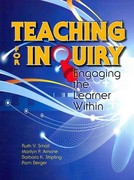 Teaching for Inquiry 1st Edition 9781555707552 1555707556