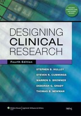Designing Clinical Research 4th Edition 9781608318049 1608318044
