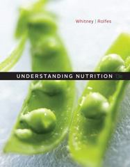 Understanding Nutrition 13th Edition 9781133587521 1133587526