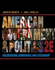 American Government and Politics 2nd edition 9781133587897 1133587895