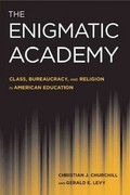 The Enigmatic Academy 0 9781439907849 1439907846