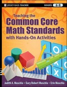 Teaching the Common Core Math Standards with Hands-On Activities, Grades 6-8 1st Edition 9781118108567 1118108566