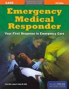 Emergency Medical Responder 5th Edition 9781449650223 1449650228