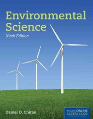Environmental Science 9th Edition 9781449614867 1449614868