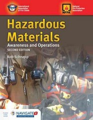 Hazardous Materials Awareness And Operations 2nd Edition 9781449641542 1449641547