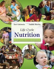 Life Cycle Nutrition: An Evidence-Based Approach 1st Edition 9781449632236 1449632238