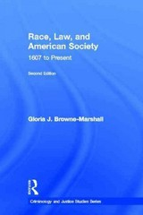 Race, Law, and American Society 2nd Edition 9781135087944 1135087946