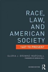 Race, Law, and American Society 2nd Edition 9780415522144 0415522145