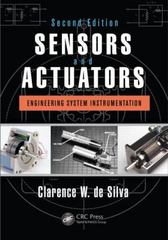 Sensors and Actuators 2nd Edition 9781466506817 1466506814