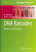 DNA Barcodes 0 9781617795909 1617795909