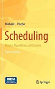 Scheduling 5th Edition 9783319265803 3319265806