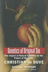 Genetics of Original Sin 0 9780300182729 0300182724