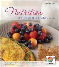Nutrition For Healthy Living 3rd edition 9780073522753 0073522759
