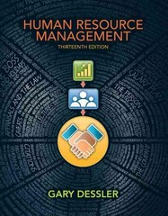 Human Resource Management 13th Edition 9780132668217 0132668211