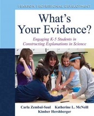 What's Your Evidence? 1st Edition 9780132117265 0132117266