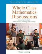 Whole Class Mathematics Discussions 1st Edition 9780133088748 013308874X