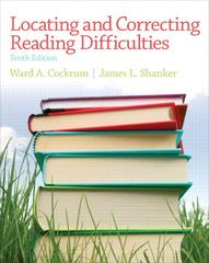 Locating and Correcting Reading Difficulties 10th Edition 9780132929103 0132929104
