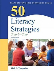 50 Literacy Strategies 4th Edition 9780133090260 0133090264