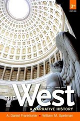 The West 3rd edition 9780205180912 0205180914