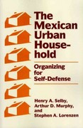 The Mexican Urban Household 0 9780292741669 0292741669