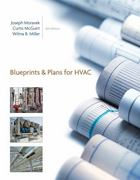Blueprints and Plans for HVAC 4th Edition 9781133588146 113358814X