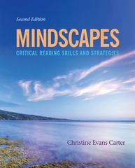 Mindscapes 2nd edition 9781435462342 1435462343
