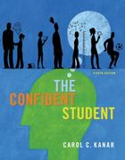 The Confident Student 8th Edition 9781133316473 1133316476