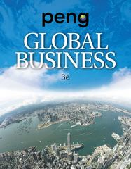 Global Business 3rd Edition 9781133485933 1133485936