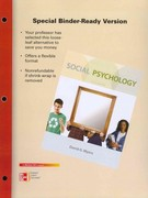 Looseleaf for Social Psychology 10th edition 9780077466909 007746690X