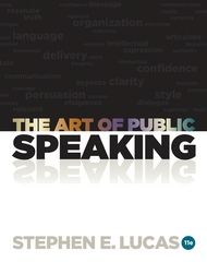 Looseleaf for The Art of Public Speaking 11th edition 9780077606336 0077606337