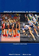 Group Dynamics in Sport 4th Edition 9781935412359 1935412353