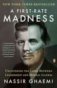 A First-Rate Madness 1st Edition 9780143121336 0143121332