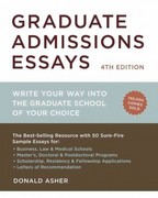 Graduate Admissions Essays, Fourth Edition 4th Edition 9781607743217 1607743213