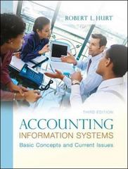 Accounting Information Systems 3rd edition 9780078025334 0078025338