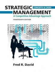 Strategic Management 14th edition 9780132664233 0132664232