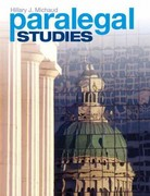 Paralegal Studies 1st Edition 9780137052684 0137052685