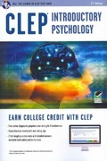 CLEP Introductory Psychology 2nd Edition 9780738610177 0738610178