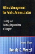 Ethics Management for Public Administrators 2nd Edition 9781317471059 1317471059