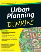 Urban Planning For Dummies 1st Edition 9781118100233 1118100239