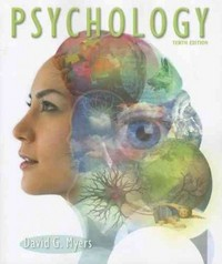 Psychology 10th edition 9781464108556 1464108552
